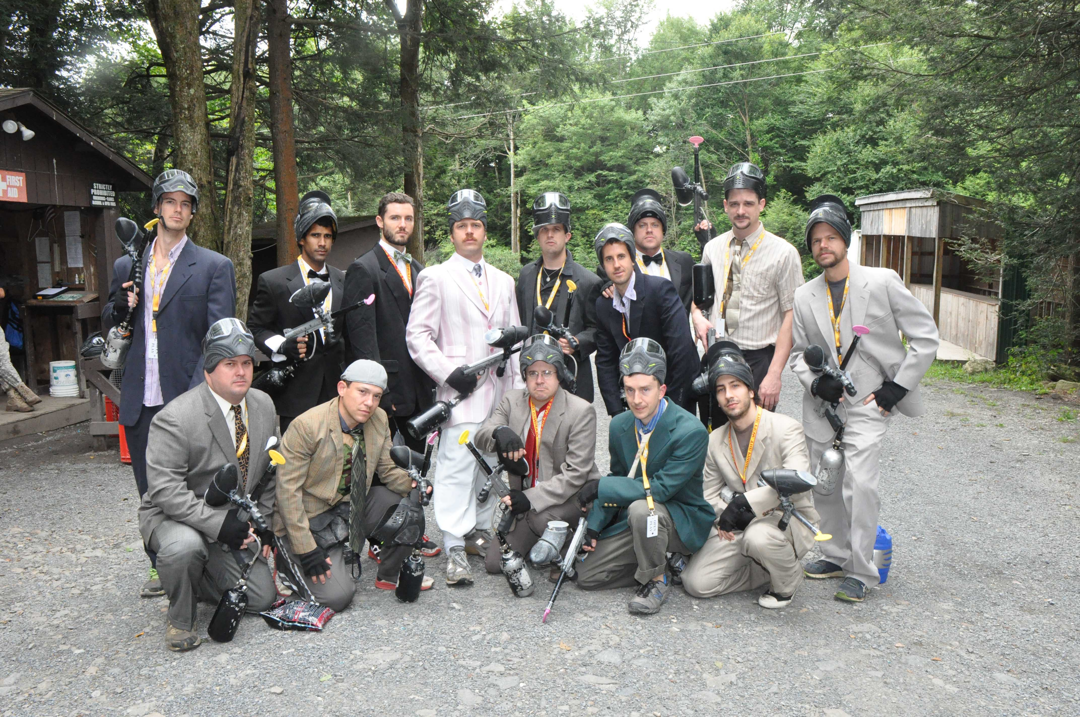 bachelor party ideas | bachelor party paintball games | bachelor parties
