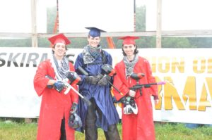 Paintball Players at Skirmish Paintball in Jim Thorpe, PA, 1/2 price student discount