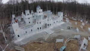 Skirmish Paintball's Tippmann Castle in Jim Thorpe, PA