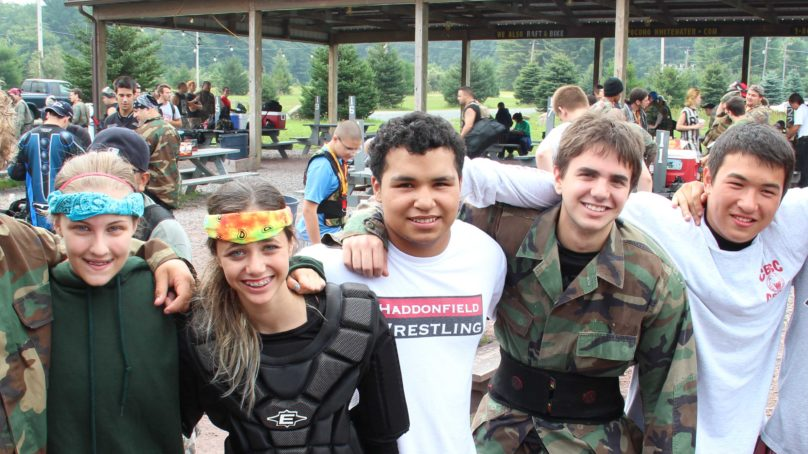 Skirmish Paintball Guest