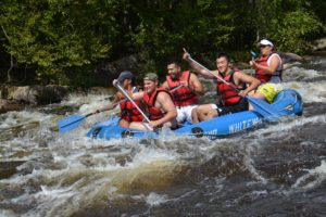 Pocono Whitewater Rafters, 1-day battles & paddles