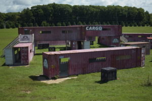 Cargo Skirmish Paintball